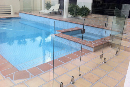 Glass Pool Fencing Gold Coast Platinum Pool Fencing