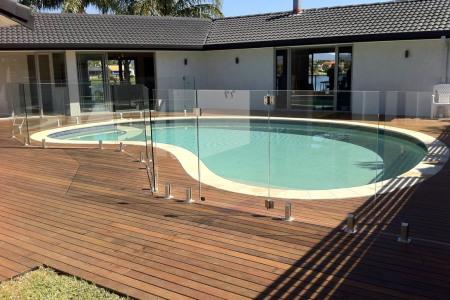 Frameless Glass Pool Fencing Platinum Pool Fencing
